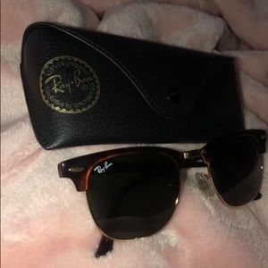RayBan classic Clubmasters